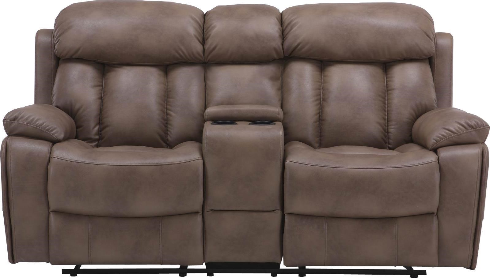 Parker House Baron Entertainment Reclining Loveseat - Item Number: 358753074