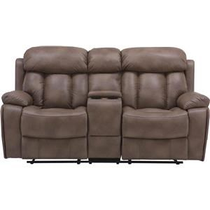 Parker House Baron Entertainment Reclining Loveseat