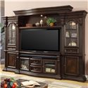 Parker House Bella Collection Entertainment Center - Item Number: BEL-700-4