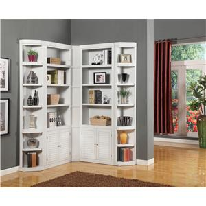 Corner Bookcase Unit