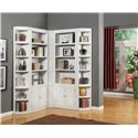 Parker House Boca Corner Bookcase Unit - Item Number: BOC-2x430+2x450+456
