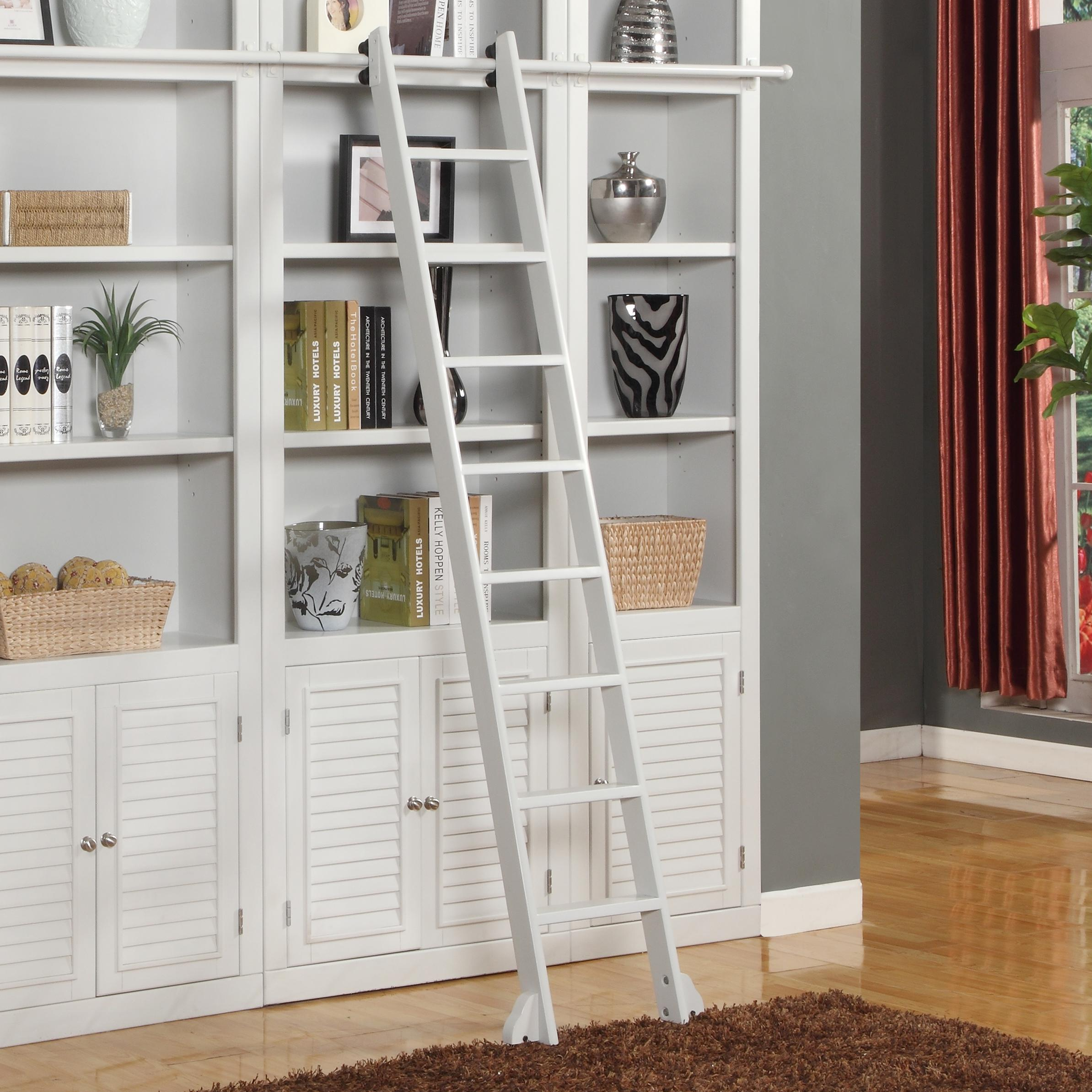 Parker House Boca Library Ladder - Item Number: BOC495