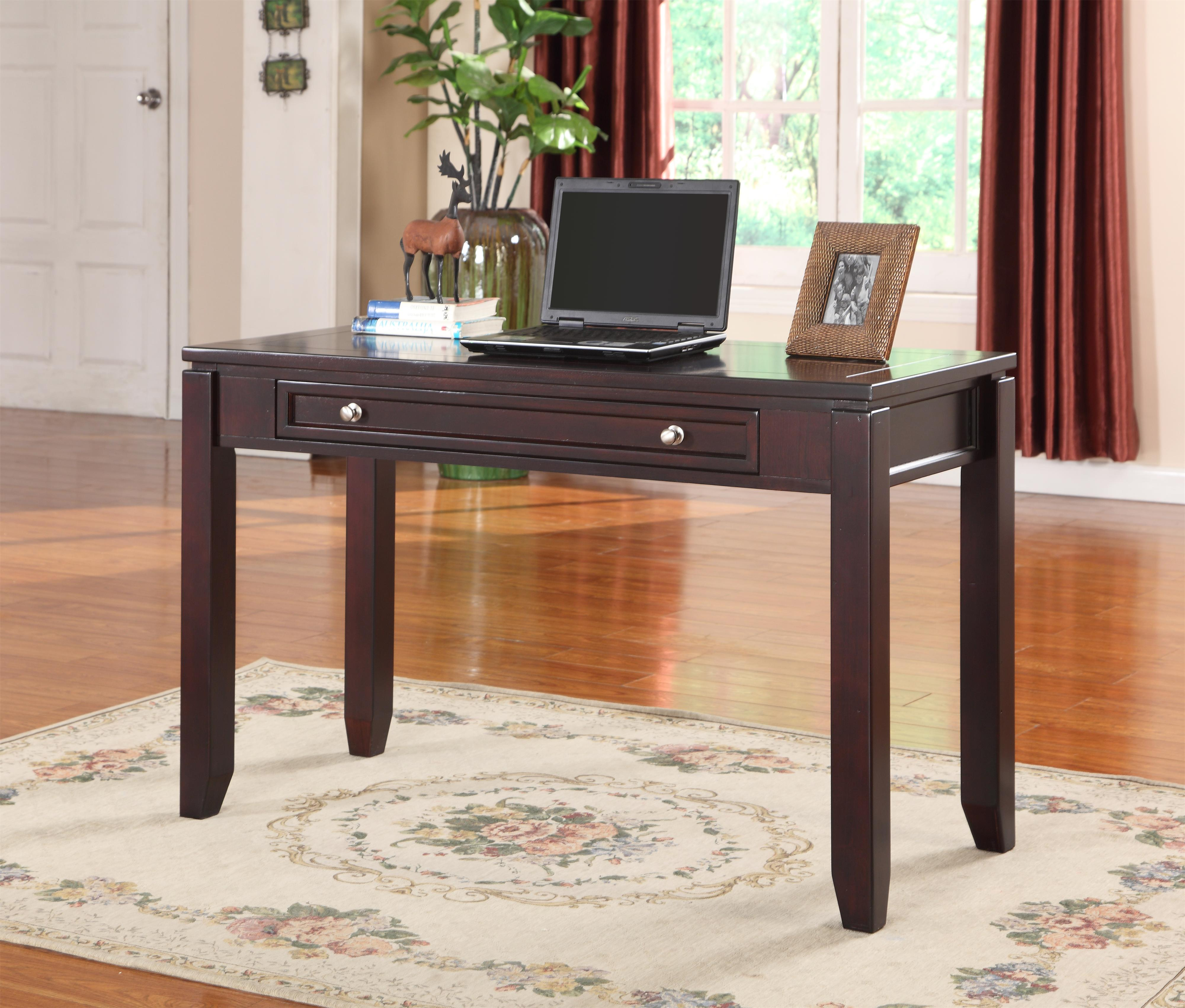 "Parker House Boston 47"" Writing Desk - Item Number: BOS-347D"