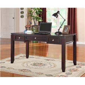"Parker House Boston 57"" Writing Desk"
