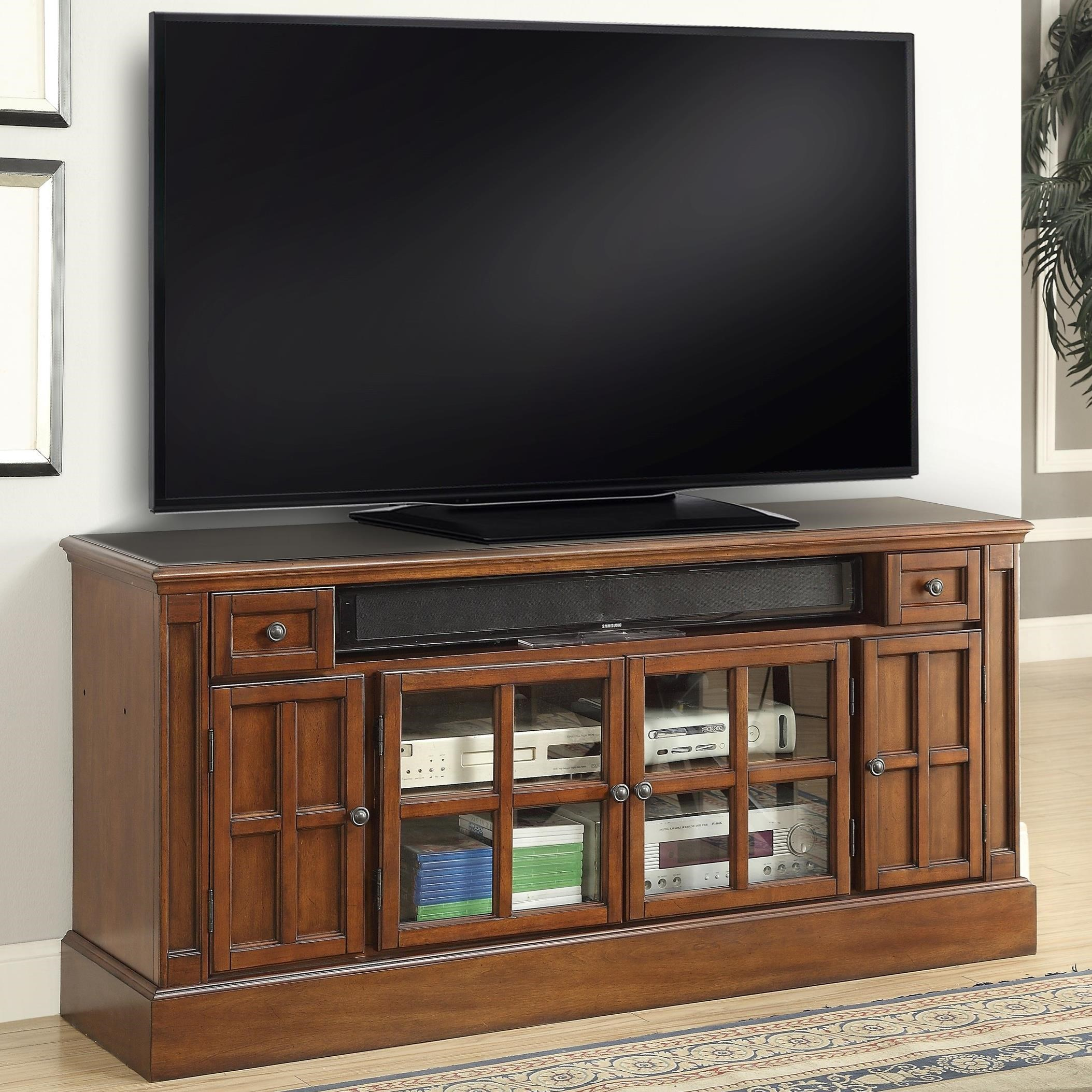 Parker House Churchill 62 Quot Tv Console With Power Center