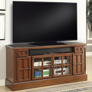 "Morris Home Furnishings Hathaway 62"" TV Console"