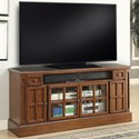 """Parker House Churchill 62"""" TV Console - Item Number: CHU-62"""