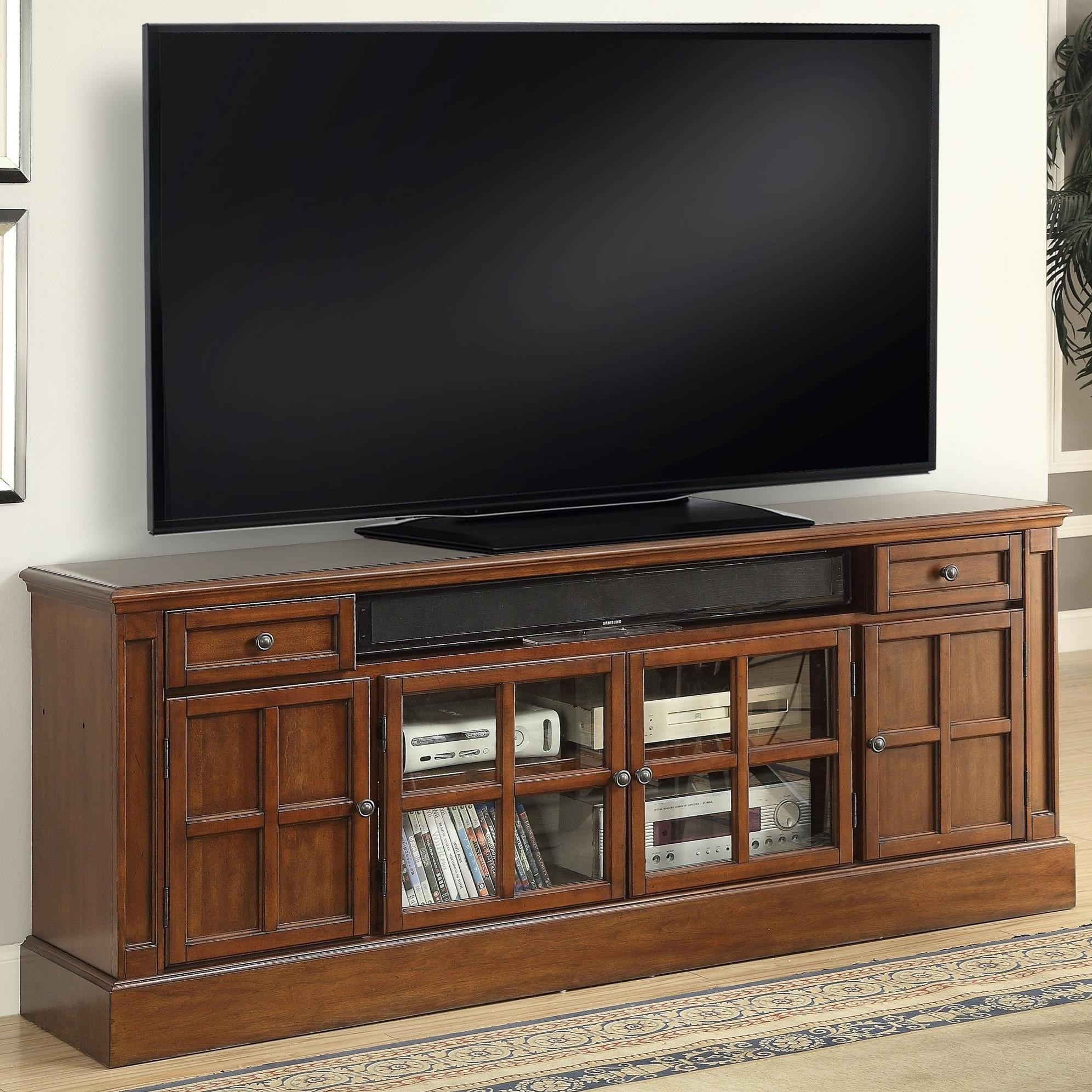 Parker House Churchill 72 Quot Tv Console With Power Center