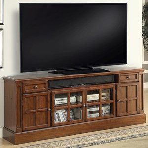 "Morris Home Furnishings Hathaway 72"" TV Console"