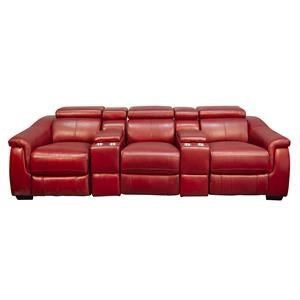 Colton Theater Sectional Sofa