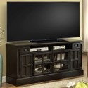 "Parker House Concord 62"" TV Console - Item Number: CON-62"