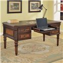 Parker House Corsica Writing Desk - Item Number: COR 485