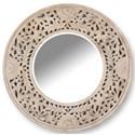 Paramount Furniture Crossings Eden Wall Mirror - Item Number: EDE-M42