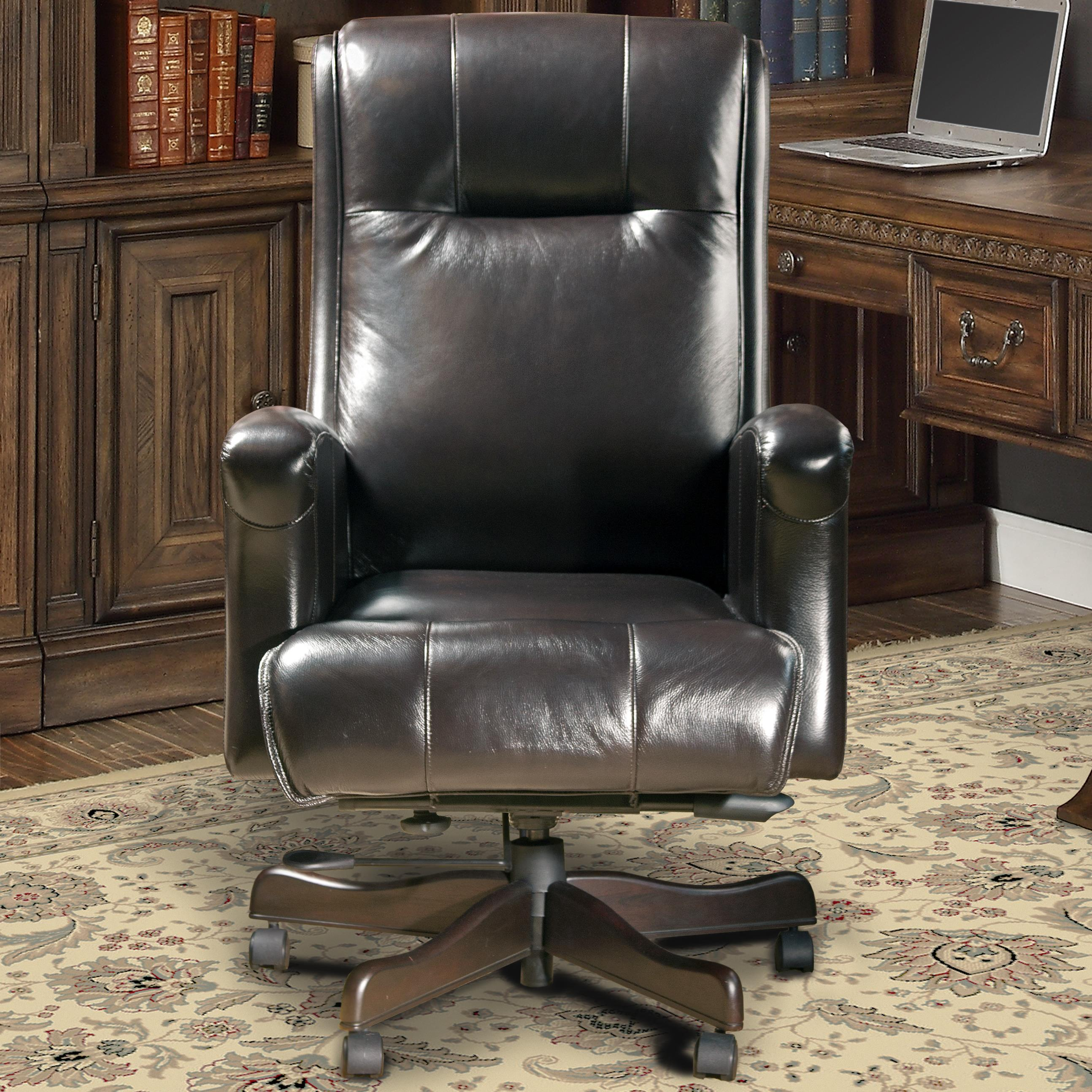Parker House Prestige Desk Chair - Item Number: DC103-SB