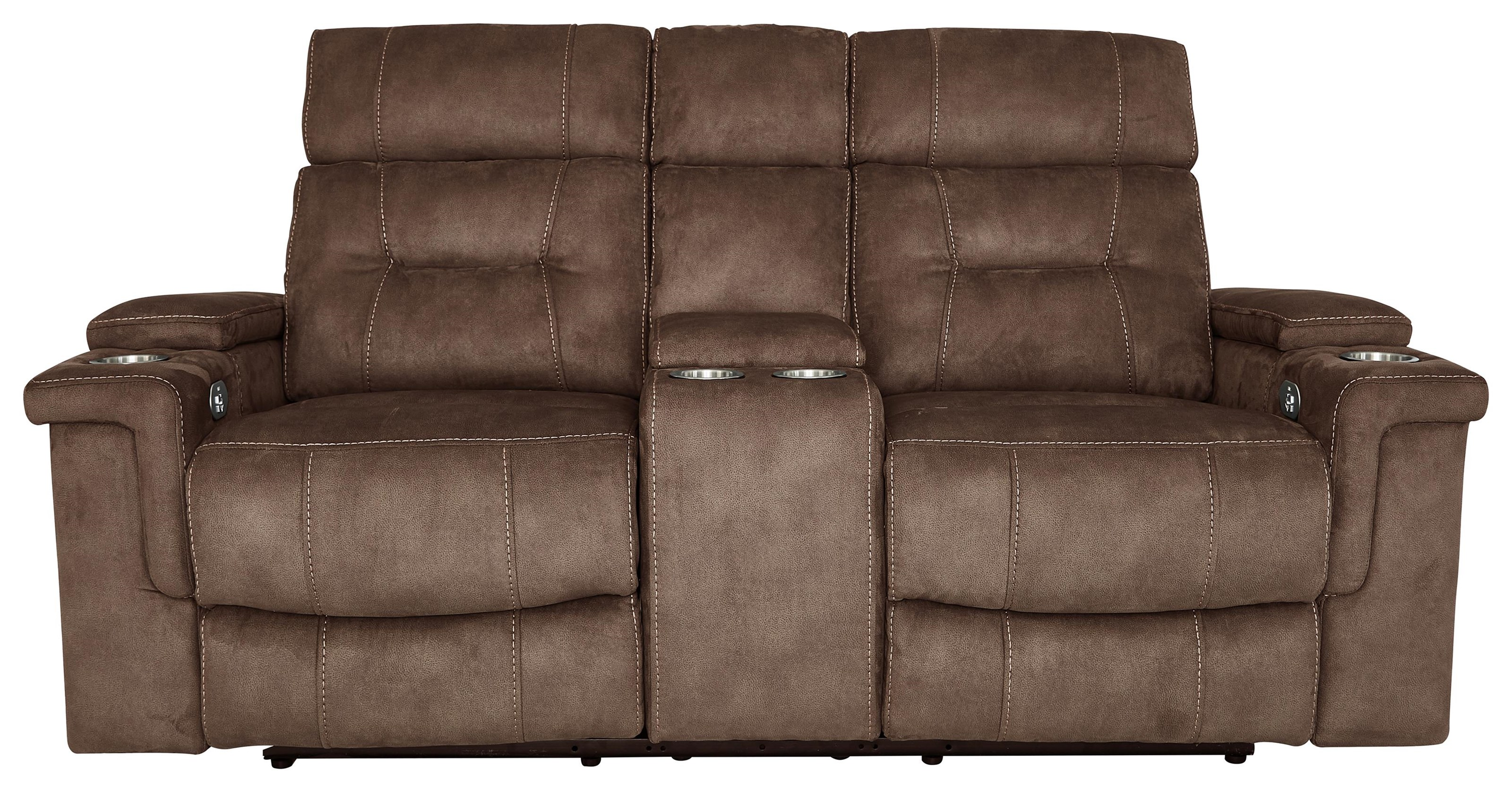Diesel POWER LOVESEAT by Parker House at Johnny Janosik