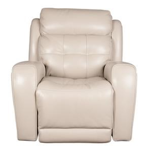 Dorsey Leather Match Power Recliner
