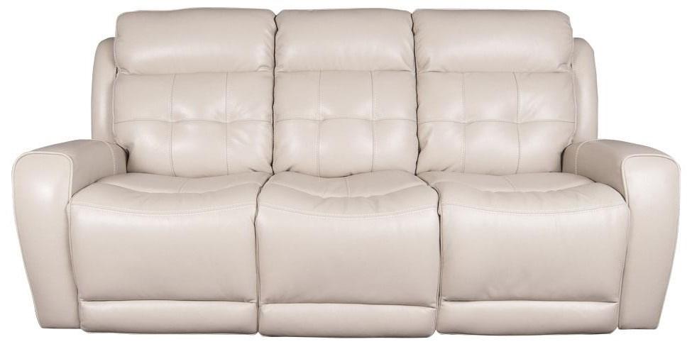 Dorsey Leather Match Power Reclining Sofa