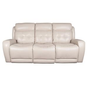 Dorsey Leather Match Power Reclining Sofa