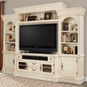 Parker House Fremont 4 Piece Entertainment Wall - Item Number: FRE-100-4