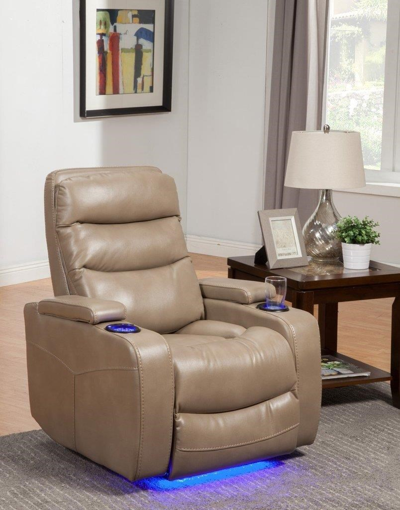 genesis home theater recliner by Parker House at Johnny Janosik