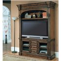 Parker House Genoa 3pc Entertainment Center - Item Number: GEN600-3EC