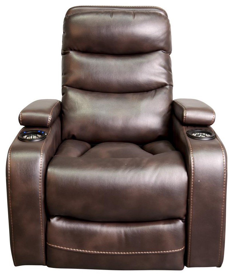 Gianna Gianna Home Theater Power Recliner by Parker House at Morris Home