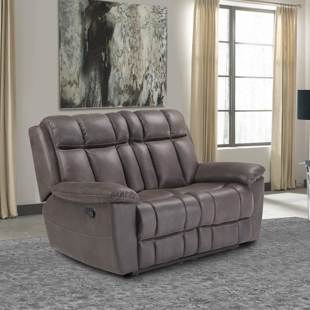 goliath reclining loveseat by Parker House at Johnny Janosik