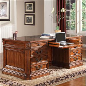 Parker House Granada Executive Desk
