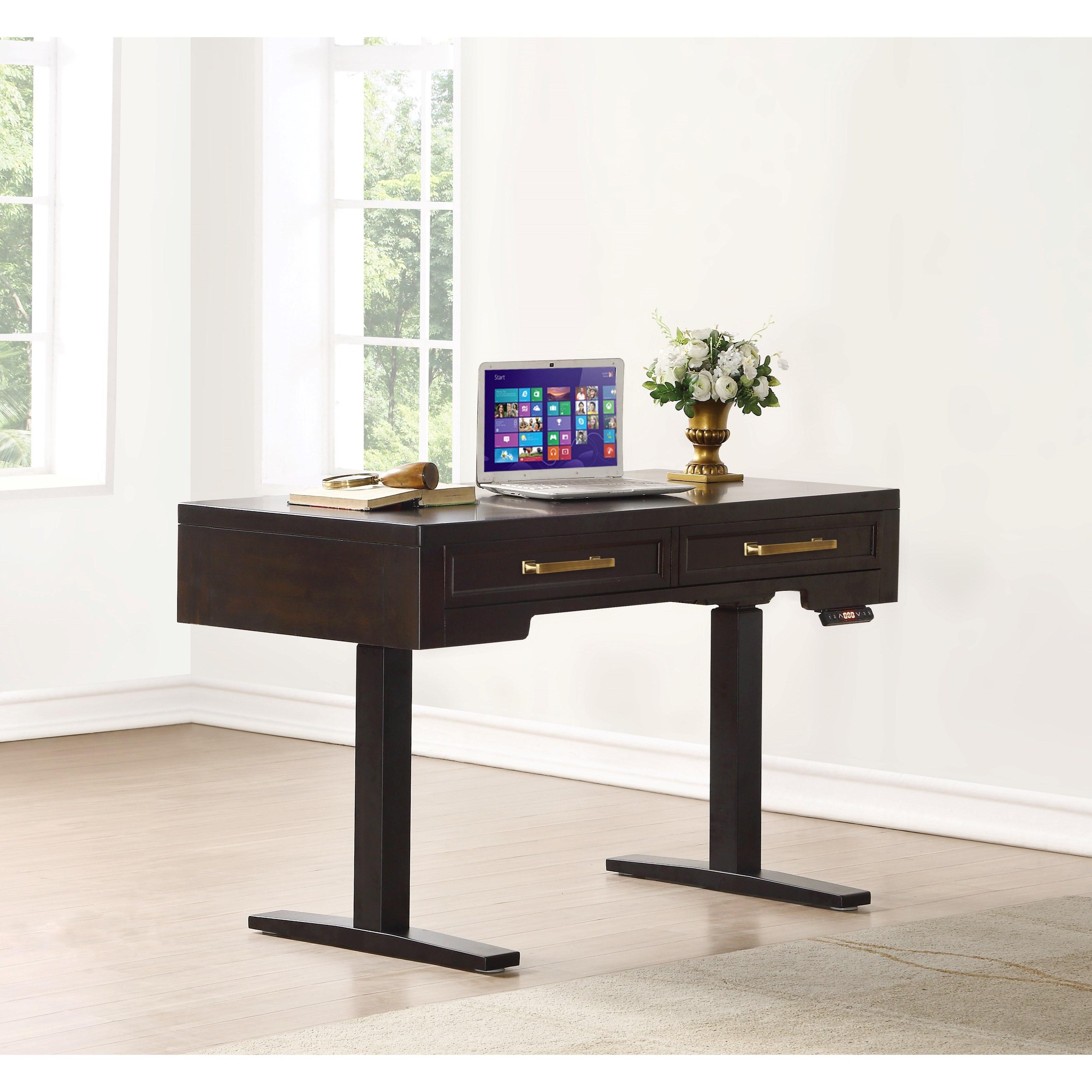Power Lift Desk Top & Base