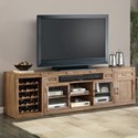 Parker House Hickory Creek 3 Piece TV Console Set - Item Number: HIC-3-TV
