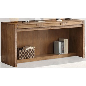 "Parker House Hickory Creek 63"" In-Wall Desk with Power Center"