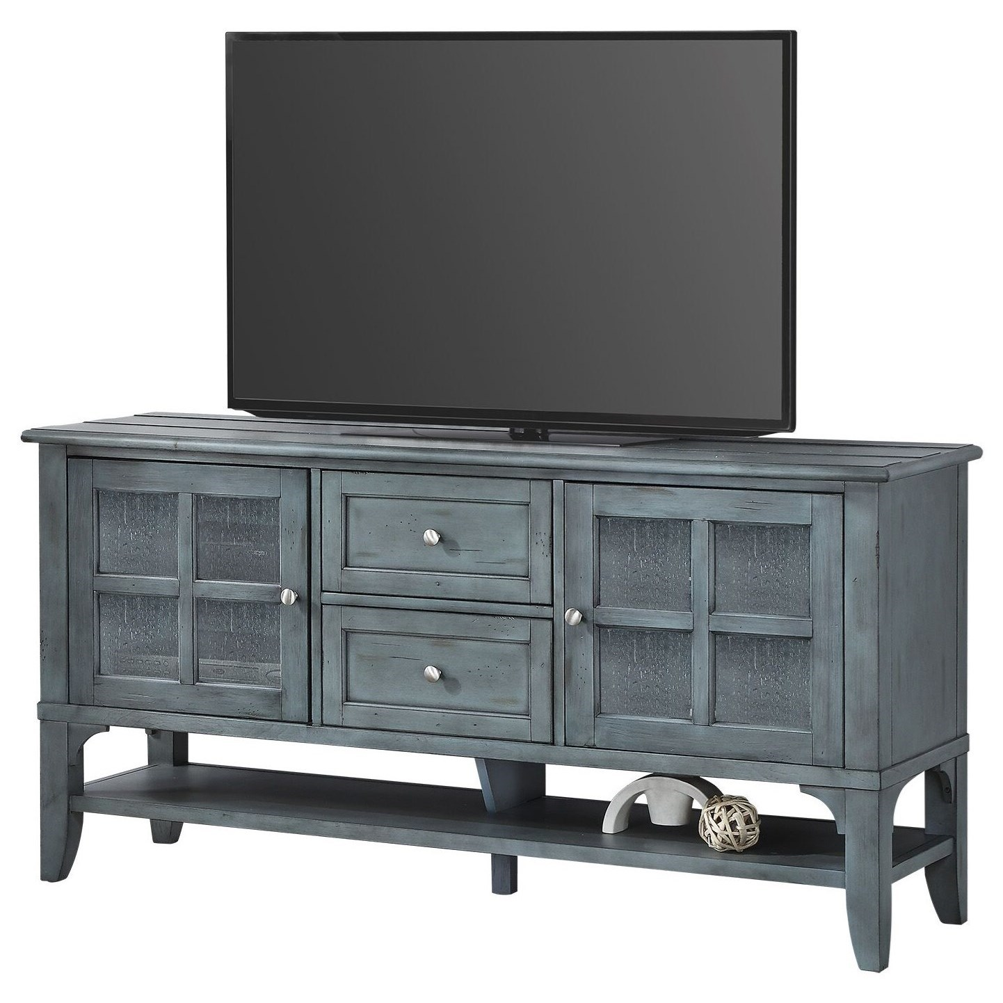 "Lenox Lenox  63"" TV Console by Parker House at Morris Home"