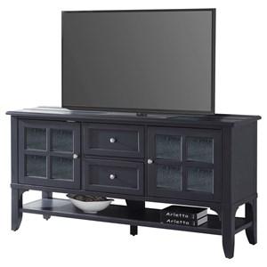 63 in. TV Console