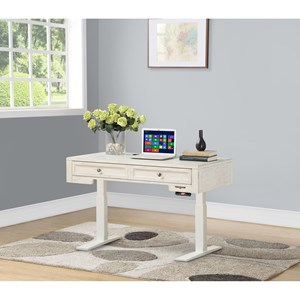 Power Lift Desk