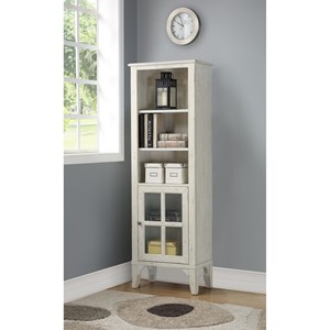Bookcase w/ Door