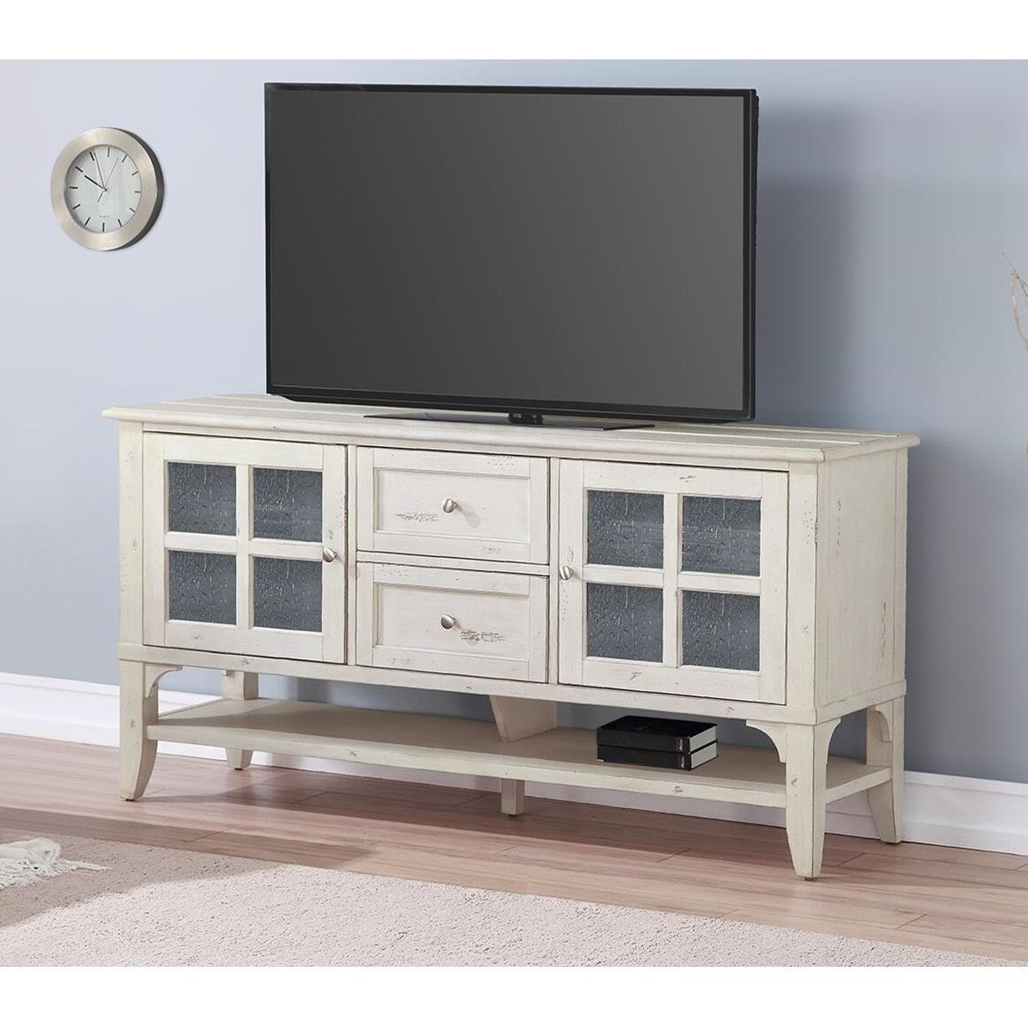 Parker House Hilton Hil 63 Casual 63 In Tv Console