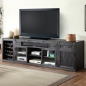 Parker House Hudson 3 Piece TV Console Set - Item Number: HUD-912+930+940