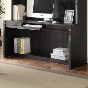 "Parker House Hudson 63"" In-Wall Desk with Power Center"