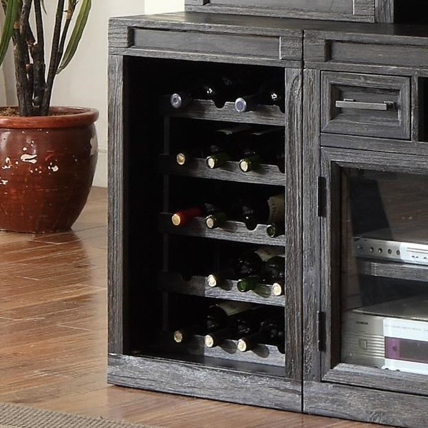 "Parker House Hudson 21"" Wine Rack Base - Item Number: HUD-940"