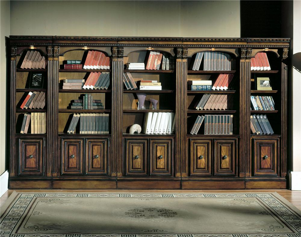 Parker House Huntington Wall Bookcase - Item Number: Hun-LBW