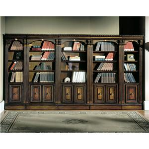 Parker House Huntington Wall Bookcase
