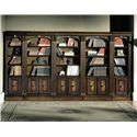 Parker House Huntington Wall Unit Bookcase - Hun-LBW