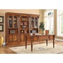 Parker House Huntington Writing Desk - Hun485 - Drop Front Drawer