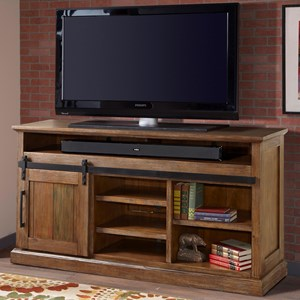 "Parker House Hunts Point 67"" TV Console"