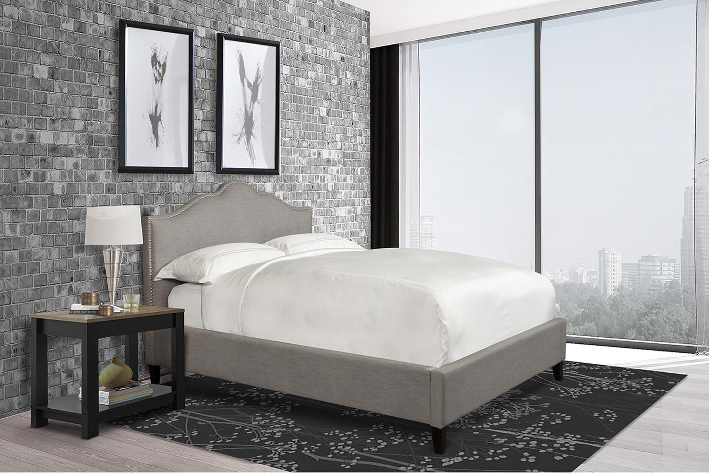 Jane Queen Bed