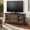 "Parker House Laredo 68"" TV Console - Item Number: LAR-68"