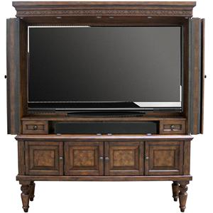 Parker House Leonardo Entertainment Armoire
