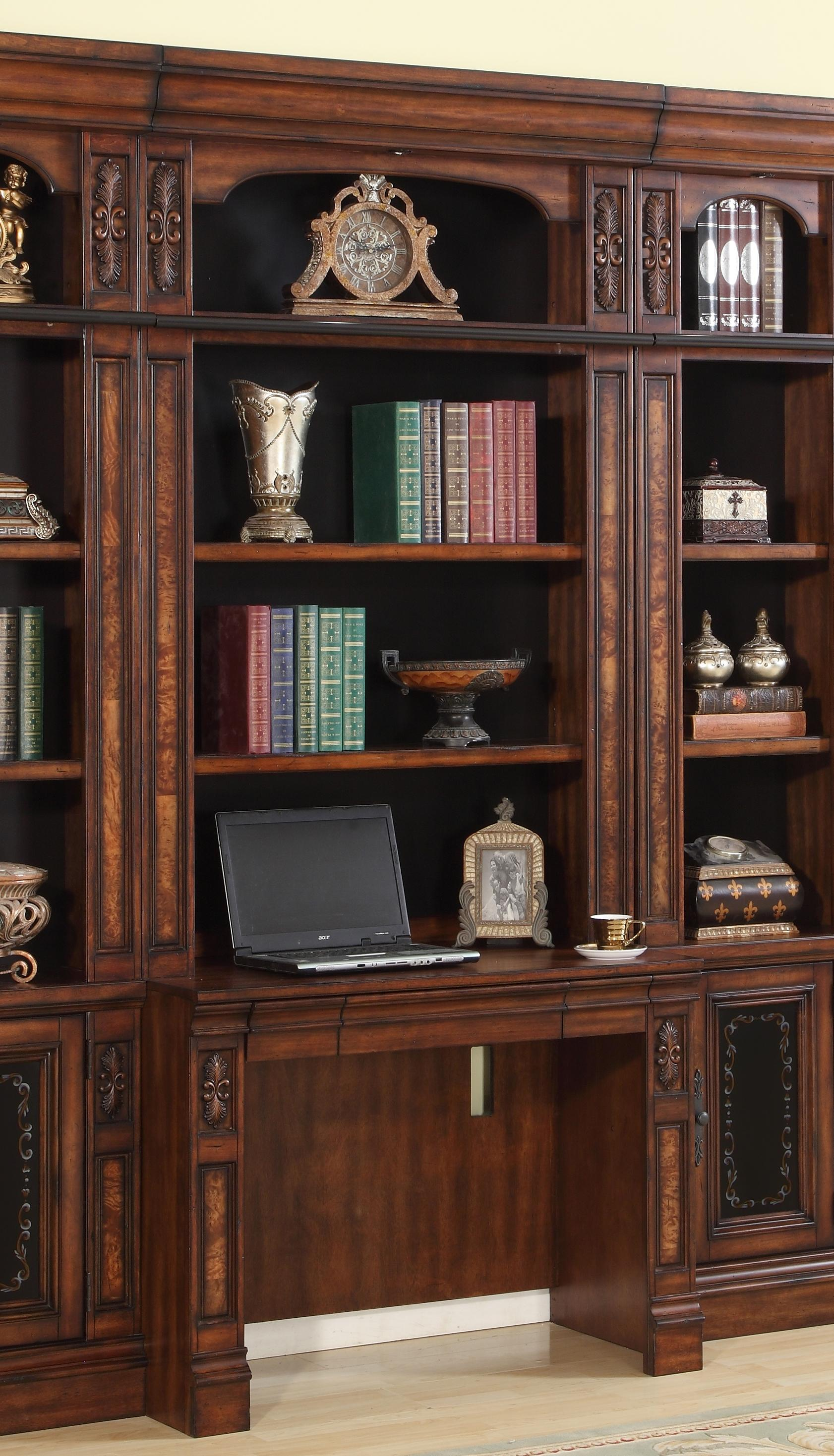 Parker House Leonardo 2pc Library Desk - Item Number: LEO460-2