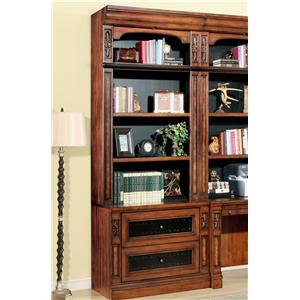 Parker House Leonardo 2pc Lateral File & Hutch