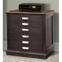 Parker House Lincoln Park - LIN Lateral File Cabinet - Item Number: LIN-475